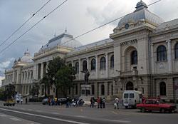 Alexandru Ioan Cuza University in Iasi, Romania.