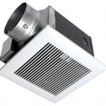 3D view of exhaust fan