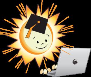 EnergyWhiz Laptop Logo