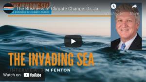 The Invading Sea. Interview: Jim Fenton screen capture